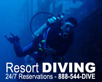 Resort Diving Reservationse